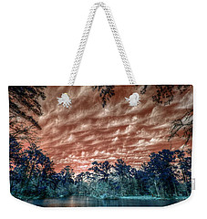 The Day After... Weekender Tote Bag by Linda Unger
