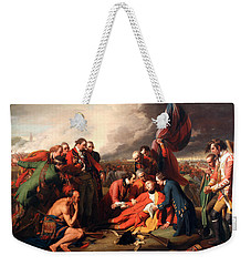 The Death Of General Wolfe Weekender Tote Bag