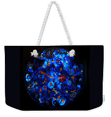 The Deep Three Weekender Tote Bag