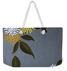 The Delicacy Of Life Weekender Tote Bag