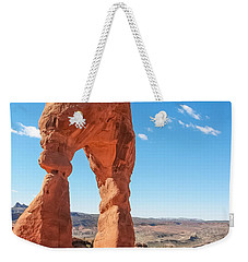 The Delicate Arch Weekender Tote Bag