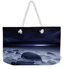 The Depths Of Forever Weekender Tote Bag by Jorge Maia