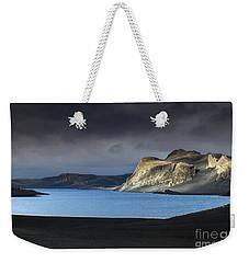 The Desert Weekender Tote Bag by Gunnar Orn Arnason