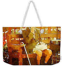 The Devonshire Man Weekender Tote Bag