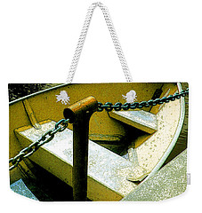 The Dinghy Image C Weekender Tote Bag