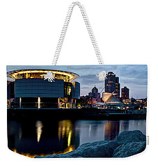 The Discovery Of Miwaukee Weekender Tote Bag