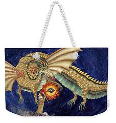 The Dragon King Weekender Tote Bag