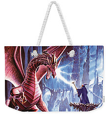 The Dragons Lair Weekender Tote Bag