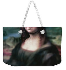 The Dream Of The Mona Lisa Weekender Tote Bag by David Bridburg
