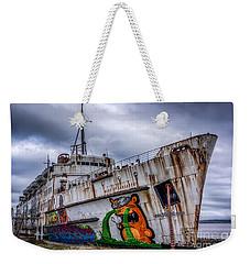 The Duke Of Lancaster Weekender Tote Bag