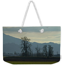 Weekender Tote Bag featuring the photograph The Eagle Tree by Eti Reid