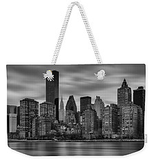 The East Side Weekender Tote Bag by Rick Berk