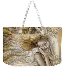 The Ecstasy Of Angels Weekender Tote Bag