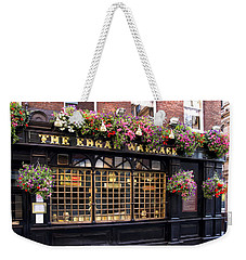 The Edgar Wallace Weekender Tote Bag by Shirley Mitchell
