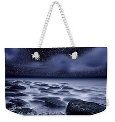 The Edge Of Forever Weekender Tote Bag