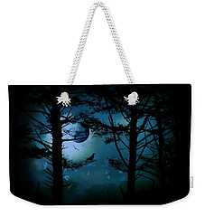 The Edge Of Twilight  Weekender Tote Bag