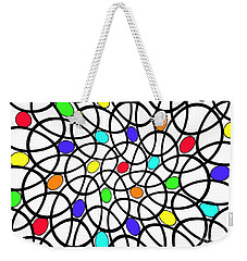 The Egg Basket Weekender Tote Bag