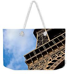 The Eiffel Tower From Below Weekender Tote Bag
