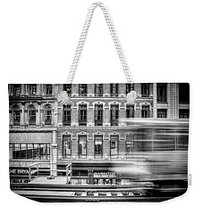 The Elevated Weekender Tote Bag