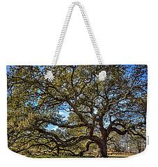 The Emancipation Oak Tree At Hu Weekender Tote Bag