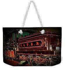 The Empire Weekender Tote Bag