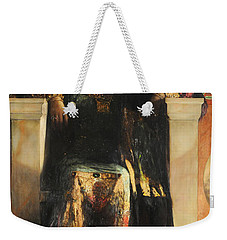 The Empress Theodora Weekender Tote Bag