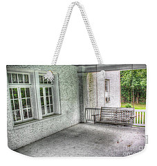 The Empty Porch Swing Weekender Tote Bag