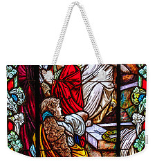 The Empty Tomb Weekender Tote Bag