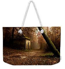 The Enchanted Trail Weekender Tote Bag