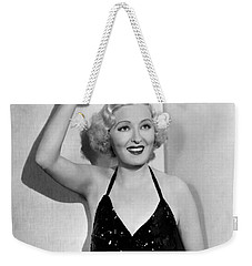 The End Of Prohibition Weekender Tote Bag by Underwood Archives