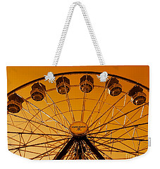 The End Of Summer Weekender Tote Bag by Patricia Strand