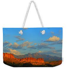 The Endangered West Weekender Tote Bag