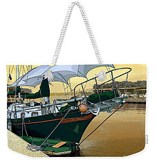 The Enola At Paris Landing Weekender Tote Bag