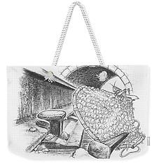 The Essence Weekender Tote Bag
