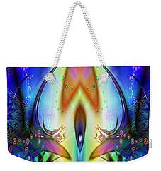 The Eternal Flame Of Love Weekender Tote Bag