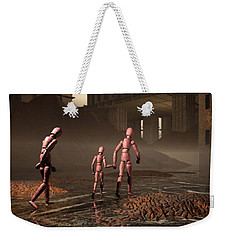 The Exiles Sojourn Weekender Tote Bag by John Alexander