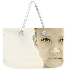 The Eye Of A Child Weekender Tote Bag