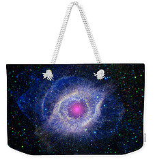 The Eye Of God Weekender Tote Bag by Nasa