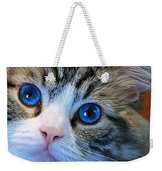 The Eyes Have It Weekender Tote Bag