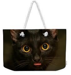 The Eyes Weekender Tote Bag