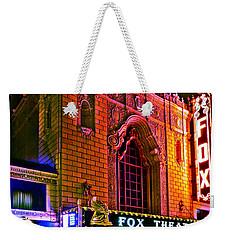 The Fabulous Fox In St. Louis Weekender Tote Bag