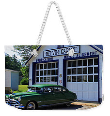 The Fabulous Hudson Hornet Weekender Tote Bag