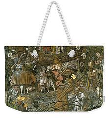 The Fairy Feller Master Stroke Weekender Tote Bag