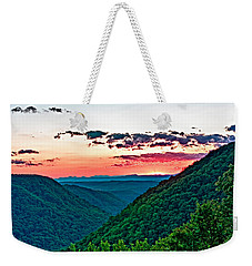 The Far Hills 2 Weekender Tote Bag