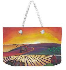 'the Farm' Weekender Tote Bag