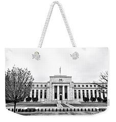 The Federal Reserve  Weekender Tote Bag
