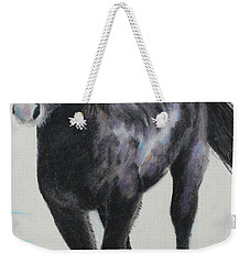 The Feel Of The Cool Air Weekender Tote Bag by Jeanne Fischer