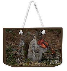 The Fiddler Weekender Tote Bag