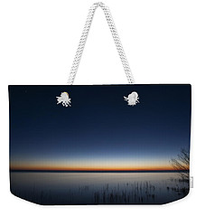 The First Light Of Dawn Weekender Tote Bag
