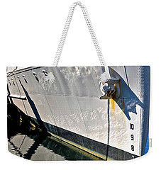 The Floating White House Weekender Tote Bag